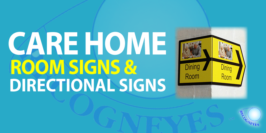 Room Signs and Directional Signs