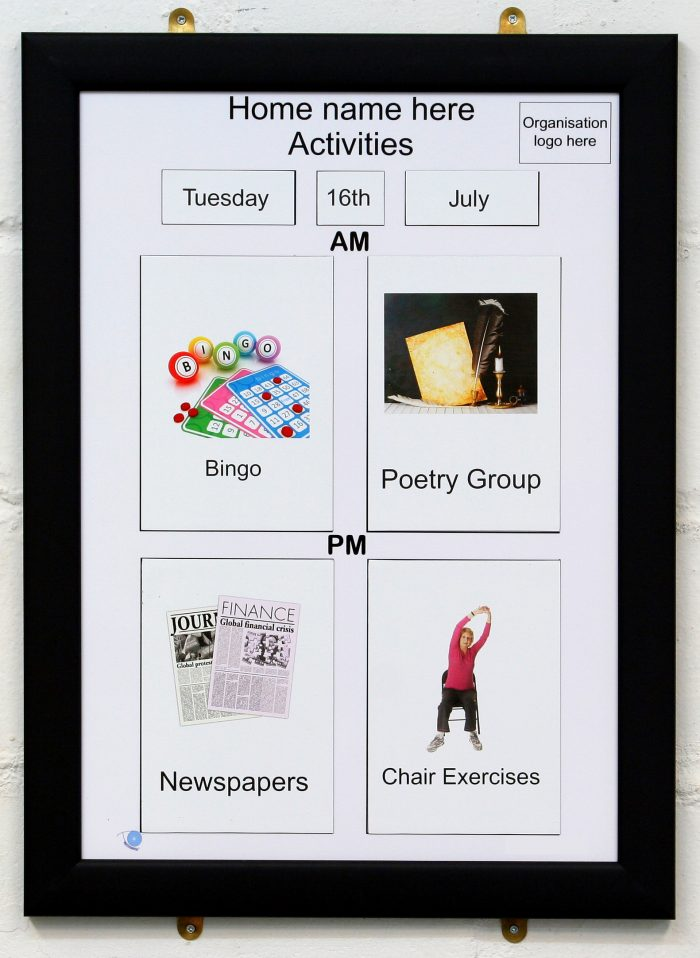 A2 Magnetic Activity Board