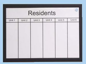 Magnetic Residents Board