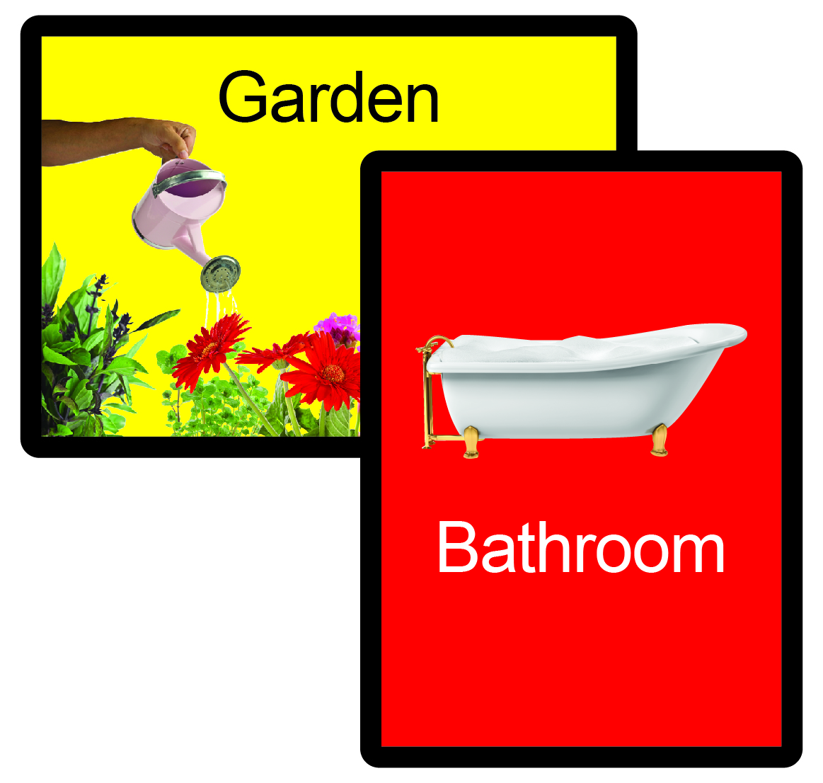 Bathroom Signs Dementia room signs - recogneyes care home and dementia signage